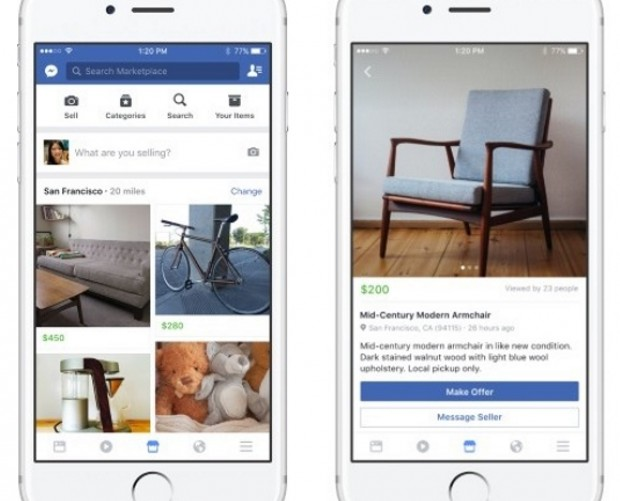 Facebook expands its Marketplace right across Europe