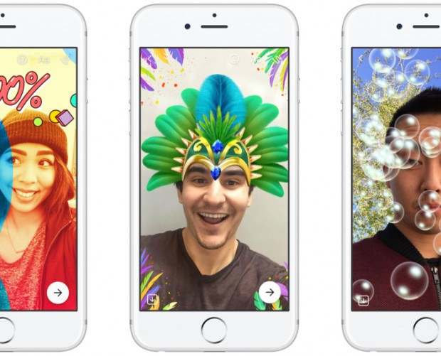 Facebook borrows from Snapchat again with Messenger Days