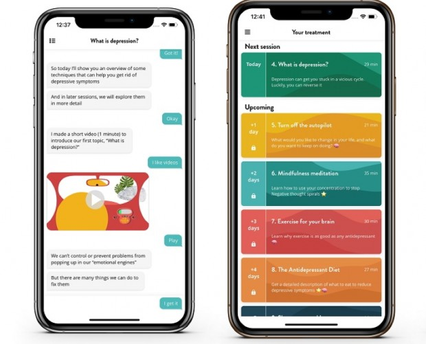 There's now a chatbot therapist to help treat depression