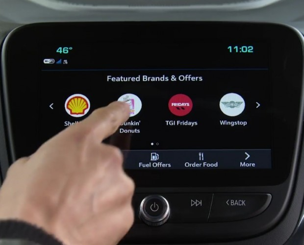 General Motors brings in-dash shopping to your vehicle
