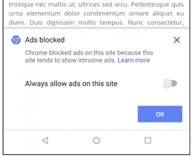 Google explains how Chrome will start blocking ads tomorrow