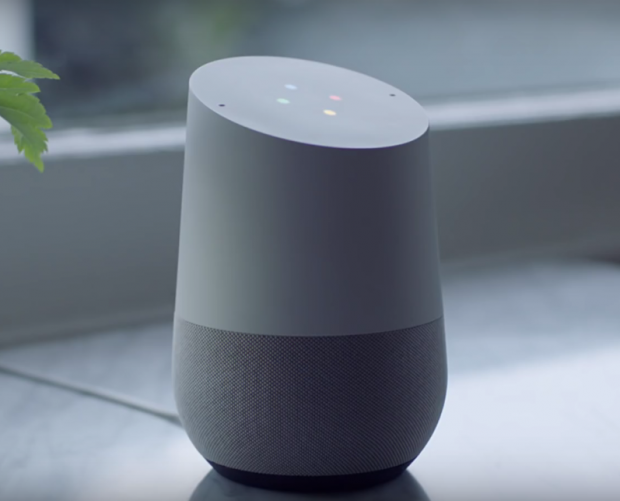 Google Home began playing ads for 'Beauty and the Beast' in daily briefing