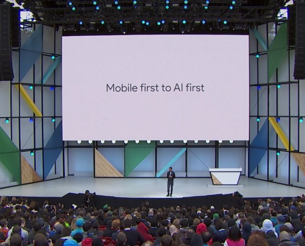 Google I/O day one gives us AI image-recognition, VR headsets, and more