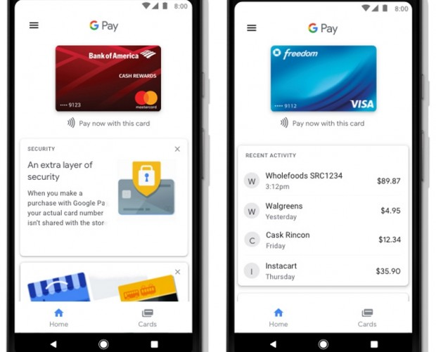 Android Pay, Google Wallet get the chop in favour of Google Pay