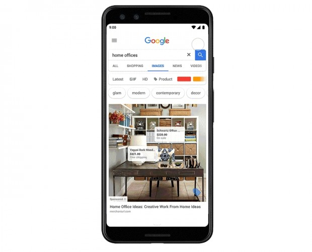 Google brings shoppable ads to image searches