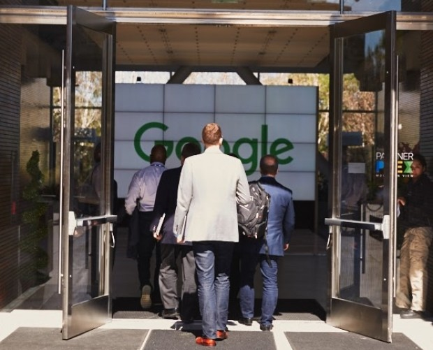 Google releases workforce diversity figures, showing white males are still the majority