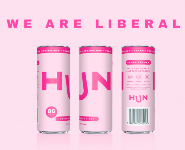 Canned wine startup HUN turns to influencers to promote nationwide UK launch