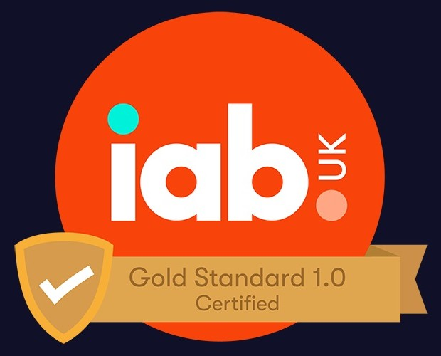 GroupM and Publicis Media awarded IAB Gold Standard