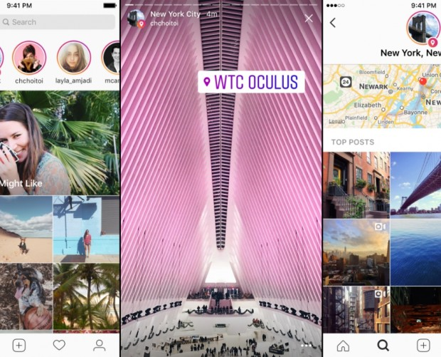 Instagram launches new Explore features to search for Stories