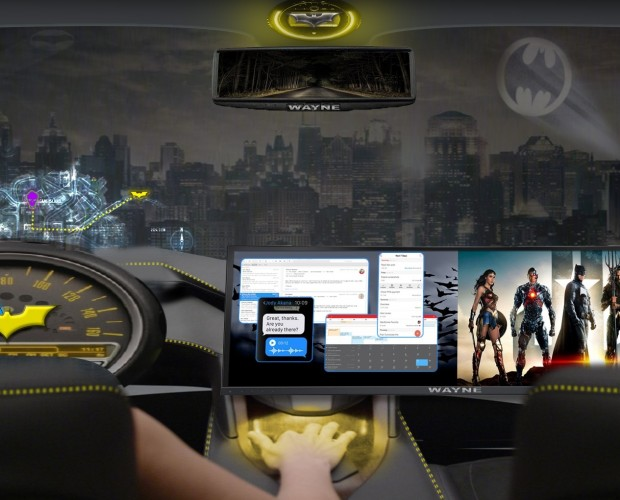 Warner Bros. and Intel partner for self-driving car entertainment project