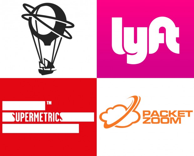 Investment Round: Niantic, Lyft, Supermetrics, Packetzoom