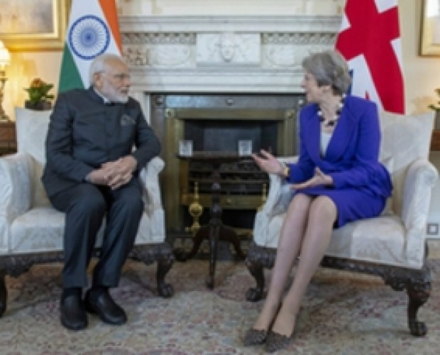 UK and India agree tech partnership