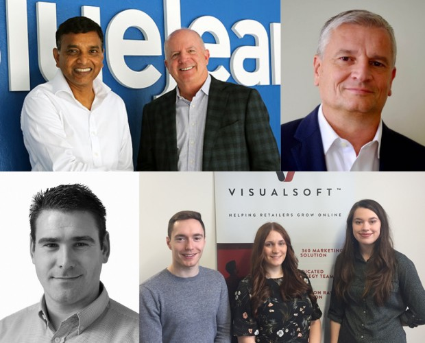 Movers & Shakers: BlueJeans Network, Genesys, Mytaxi and Visualsoft