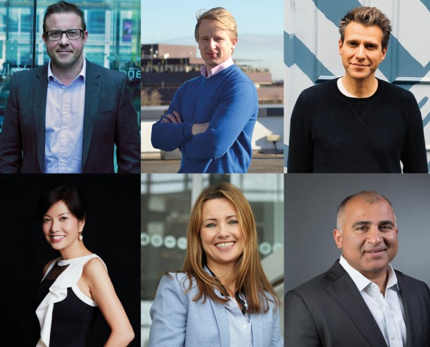 Movers & Shakers: Bloomberg Media, Decision Tech, Gravity Road, Cheil and more