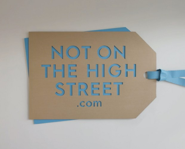 Not On The High Street makes its printed catalogue shoppable