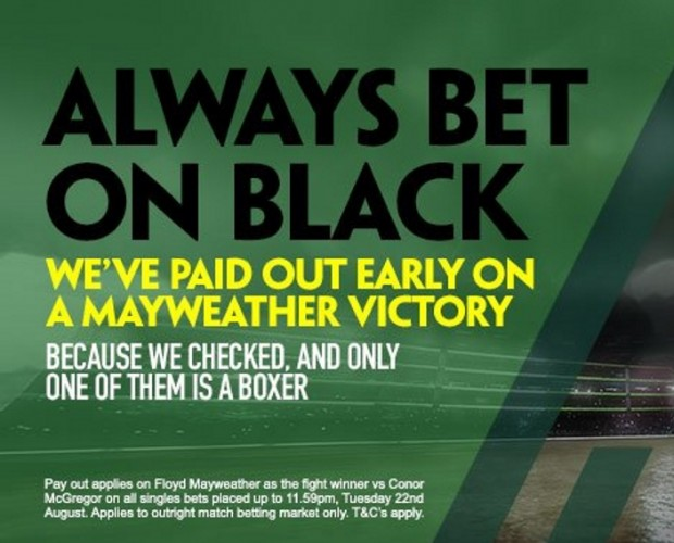 Paddy Power rapped by ASA for 'racist' Floyd Mayweather ad