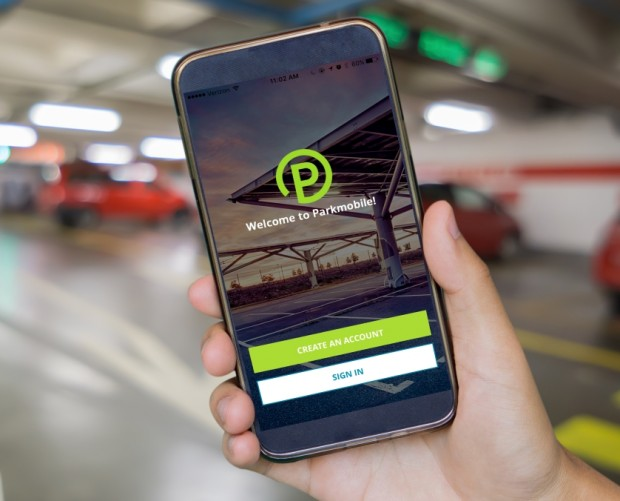 BMW purchases parking app Parkmobile to cut traffic