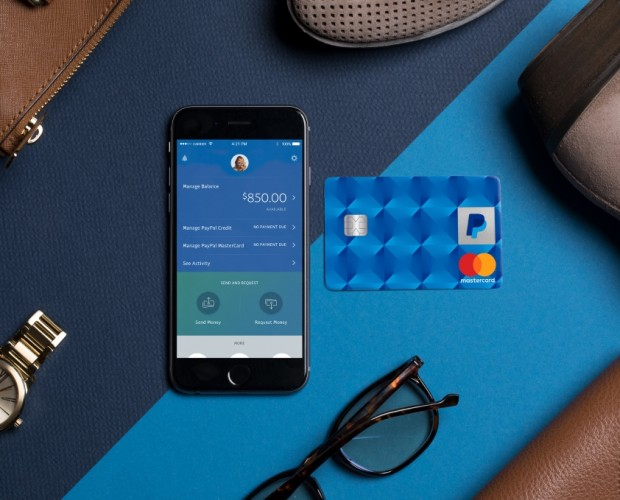 Paypal launches first cash back credit card to target physical stores