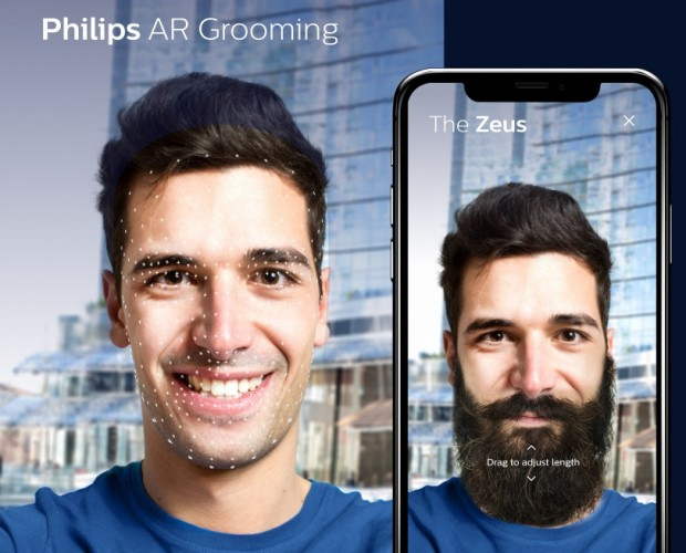 Philips and Isobar show off AR campaign at Cannes Lions