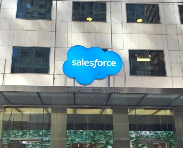 Salesforce pens deal with Alibaba to expand its presence in China