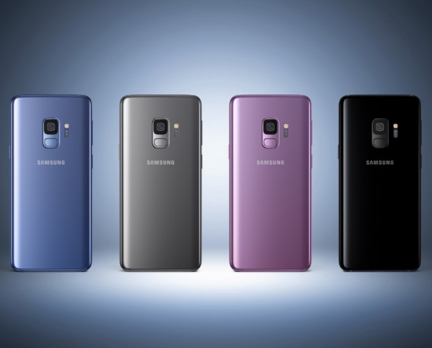 Samsung unveils Galaxy S9 and S9+