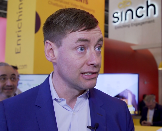 Talking Mobile at MWC – Sinch