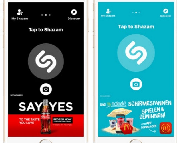 Shazam is giving brands the opportunity to take over its app