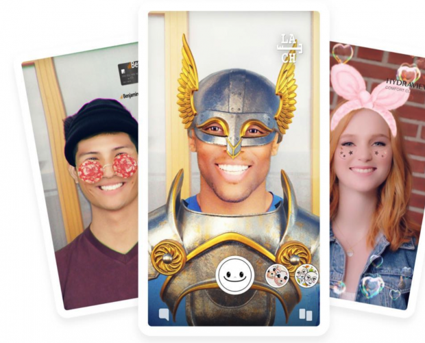 Snapchat launches Lens Web Builder tool to enable anyone to create AR Lenses in minutes
