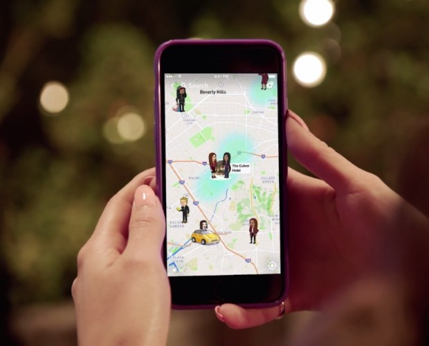 Snapchat launches map feature on the back of $250m+ acquisition of social map app Zenly