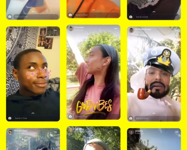 Snapchat's latest marketing campaign wants to introduce businesses to its community