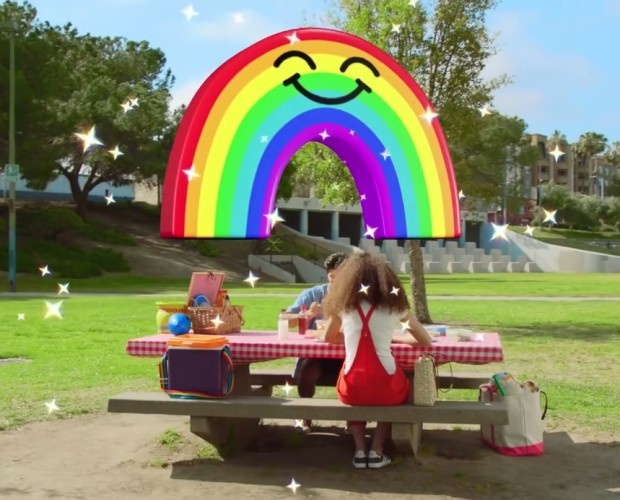 Snapchat introduces 3D lenses to transform your surroundings