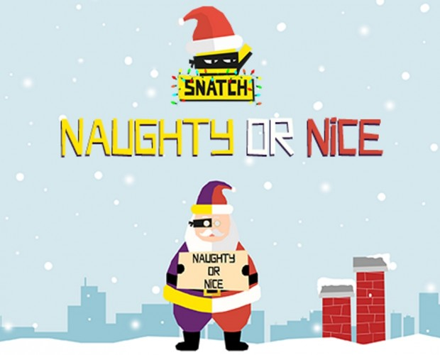 Save the Children links up with Snatch to see how giving Brits are at Christmas