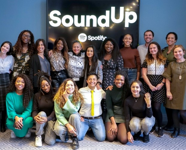 Spotify launches programme to support underrepresented podcasters