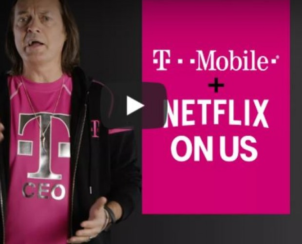 T-Mobile woos unlimited data customers with free Netflix offer