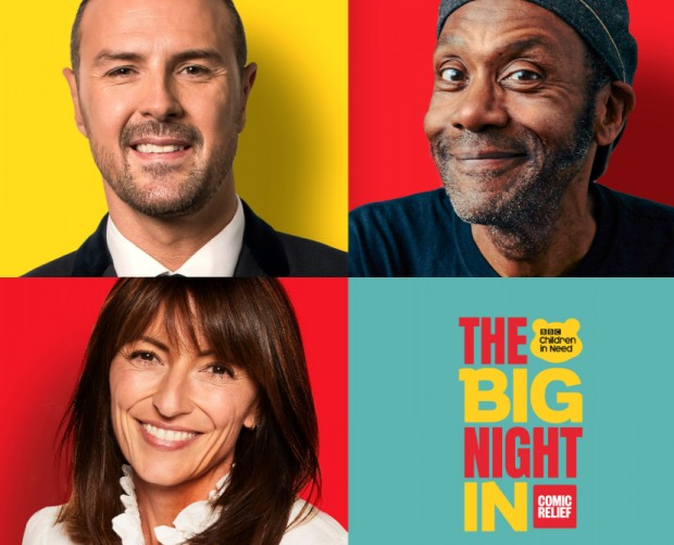 The Big Night In Appeal raised £10.3m in mobile donations