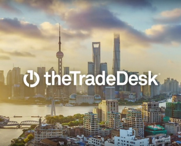 The Trade Desk opens for business in China