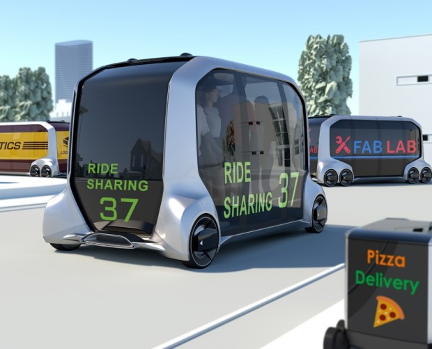 Pizza Hut, Amazon team with Toyota on self-driving delivery future