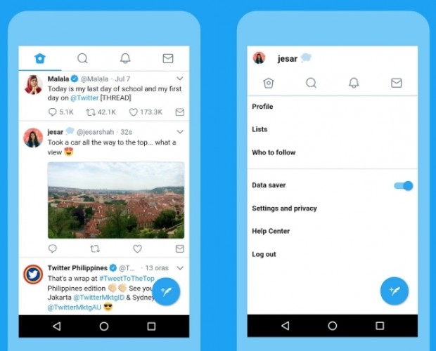 Twitter is testing a lighter version of its app for countries with limited connectivity