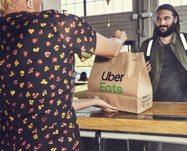Mastercard weighs in to Uber Eats meals for NHS staff deal with £10 towards 40,000 meals