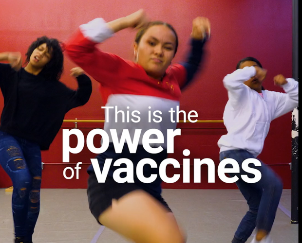 UNICEF vaccinations video racks up 30m views in 24 hours