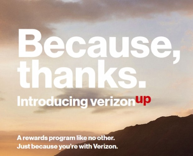 Verizon is rewarding its customers, but only if they give up their data for ad targeting