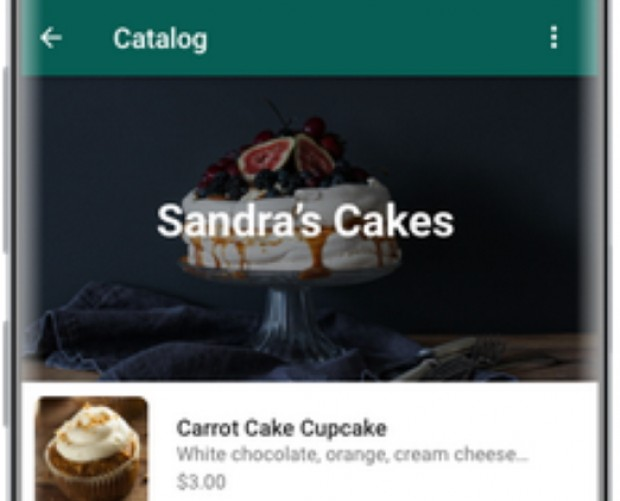 WhatsApp Business adds catalogs feature