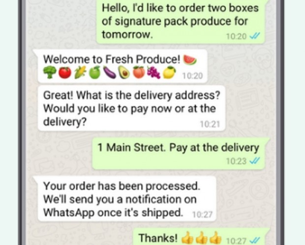 WhatsApp to start making money with new business API | Mobile