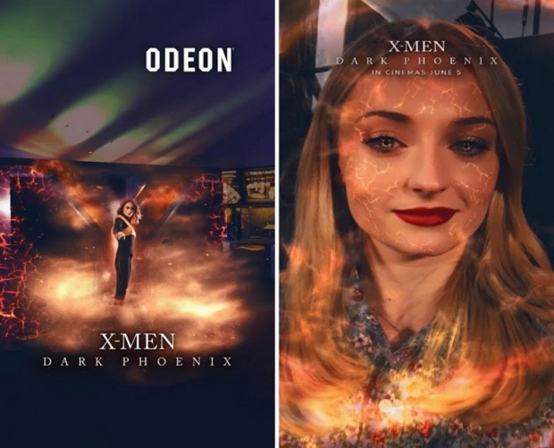 20th Century Fox and Odeon launch X-Men: Dark Phoenix Snapchat AR campaign