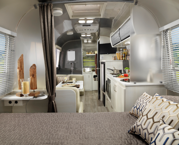 AT&T 4G LTE connectivity is now optional on all Airstream travel vehicles