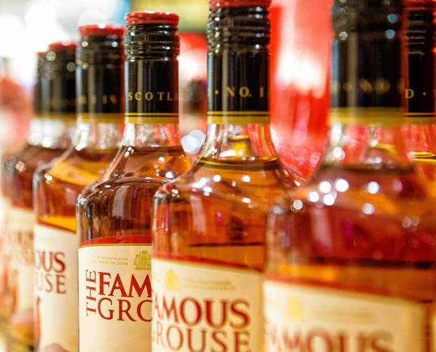 The Famous Grouse launches second phase of 'The Spirit of Rugby' campaign