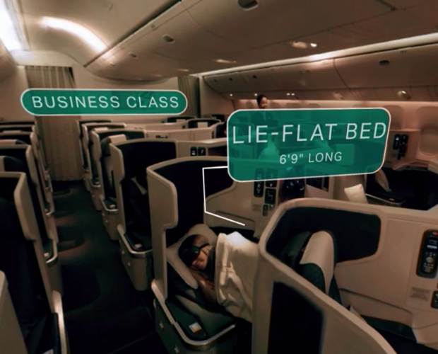 Cathay Pacific deploys VR to create their best-performing ad campaign of all time