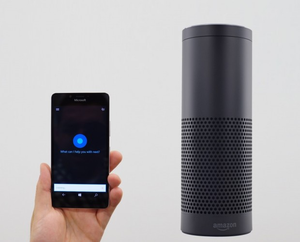 Alexa and Cortana to start talking to each other