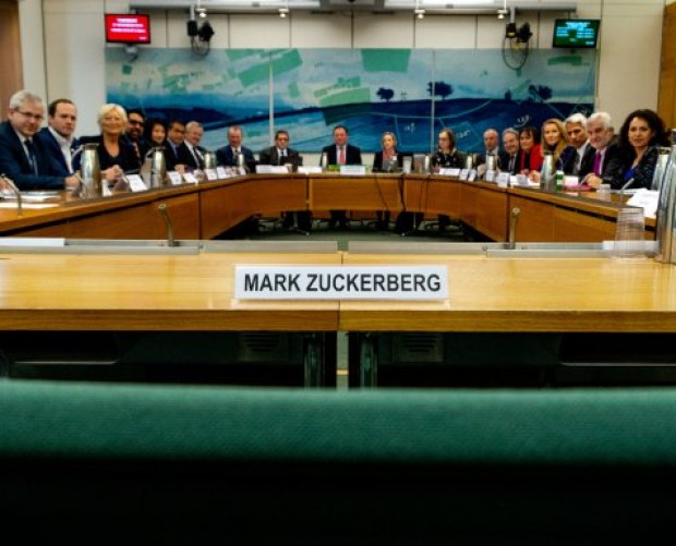 Lawmakers slam Zuckerberg for failure to appear for questions