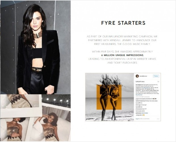 Disastrous Fyre Festival promised influencers luxury perks in return for posts